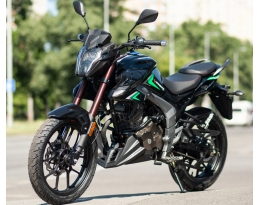 Мотоцикл VIPER ZS200A-1 (Черный)