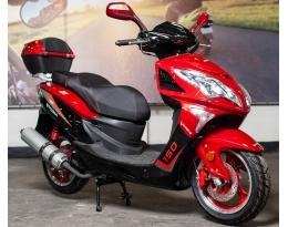Viper Storm 150 New 2021 (красный)