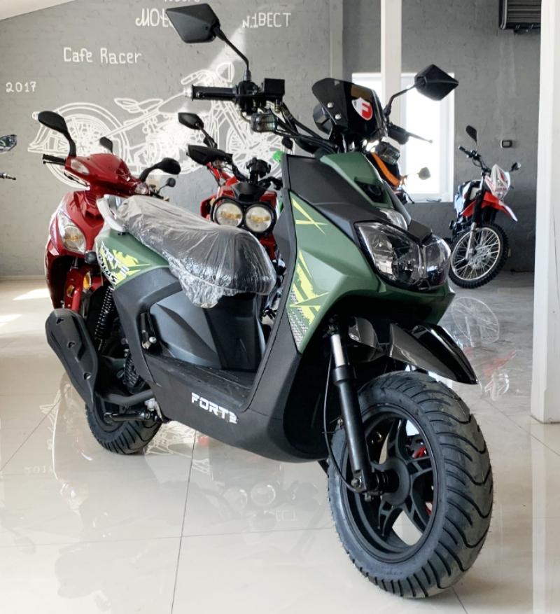 FORTE BWS-R 150CC зеленый