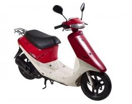 Honda Dio AF 18 (red)