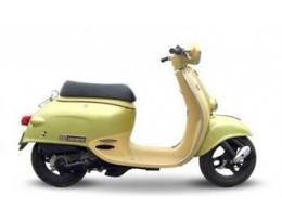 Honda Giorno (Желтая)