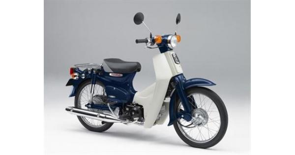 Honda Super Cub. Купить мопед Honda Super Cub в Киеве. Цена 15 810 грн