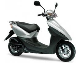 Honda Dio 56 (серая)