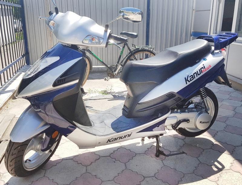 Kanuni Revolt 4T 80 cc (Новый)