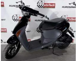 Suzuki Let's 4 (Инжектор)