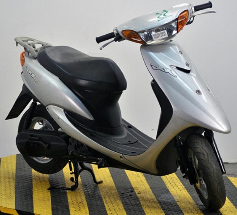 Yamaha Jog SA16J серая