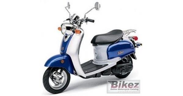 Yamaha Vino 2T. Купить ретро скутер Yamaha Vino 2T в Киеве. Цена 12 240 грн
