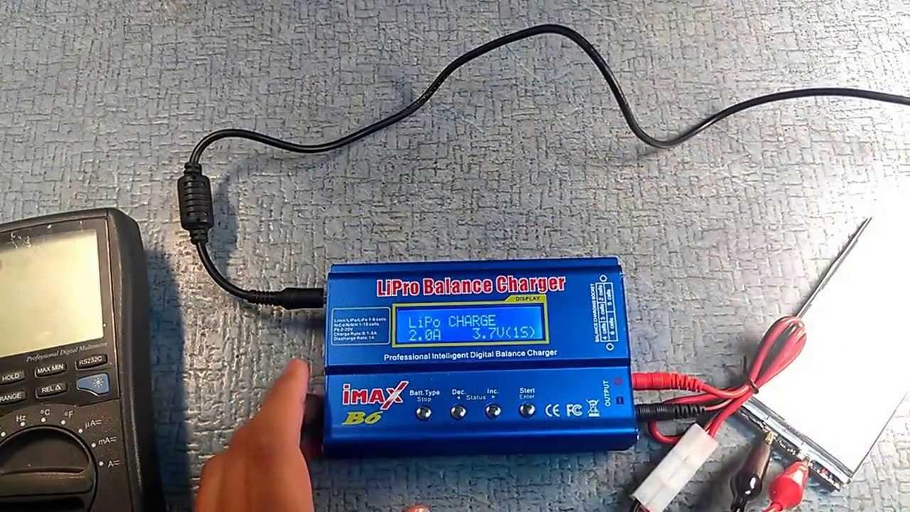 Как зарядить аккумулятор скутера?