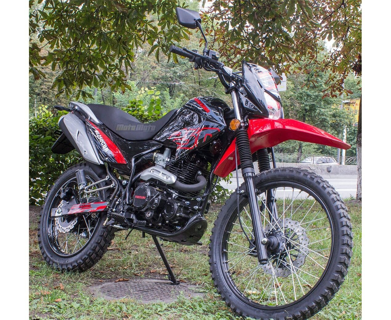 Мотоцикл MOTOLEADER ML250CBR ENDURO