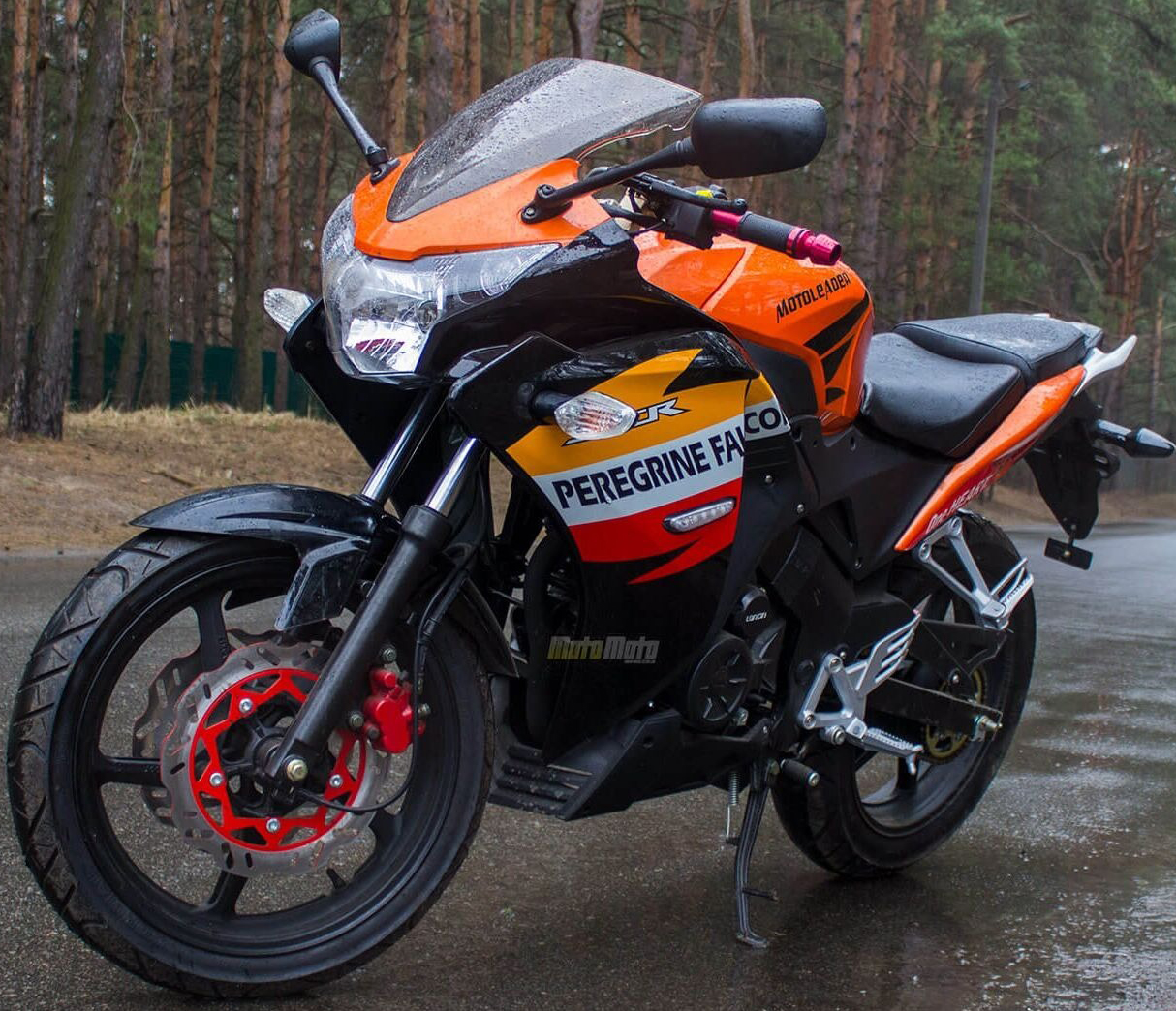 Мотоцикл MOTOLEADER ML250CBR
