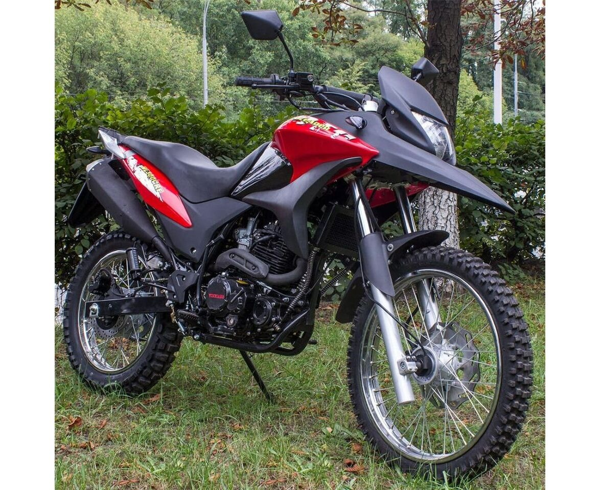 Мотоцикл MOTOLEADER ML300CRF